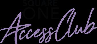 Square One Access Club logo