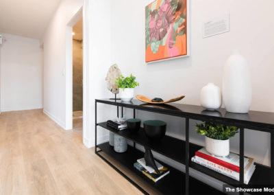 The Showcase Model Suite - Hallway