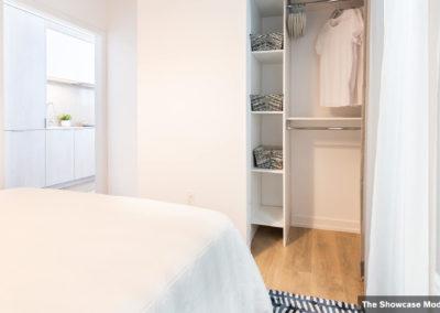 The Showcase Model Suite - Bedroom