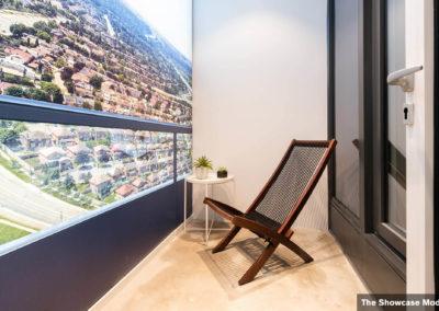 The Showcase Model Suite - Balcony