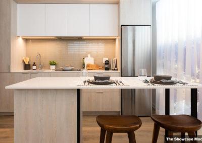 The Showcase Model Suite - Kitchen